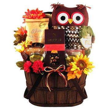Gift Basket Drop Shipping OwAlLoYo Owl Always Love You Gift Basket