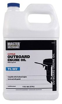 Citgo Petroleum Corporation 4 Packs MM GAL 2Cyc Outboar Oil (Pack of 4)
