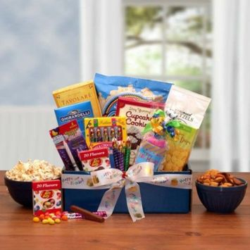 It's Time to Celebrate Birthday Gift Basket