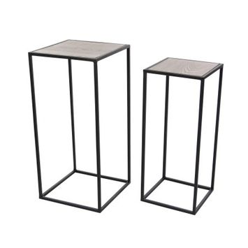 Dec Mode Collection 65624 Set of 2 - Stands