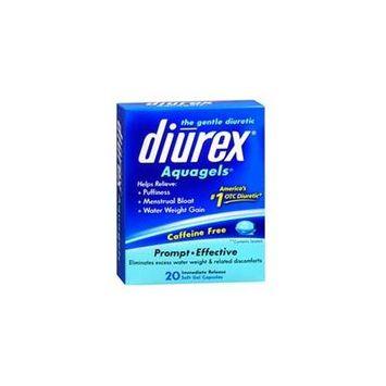 Diurex Aquagels, 20 sgels