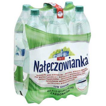 Naleczowianka Nateczowianka Natural Mineral Water, 9 l