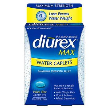 Diurex Dietary Supplement - 48 Count