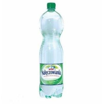 Naleczowianka Mineral Water Carbonated, 1.5 Liter