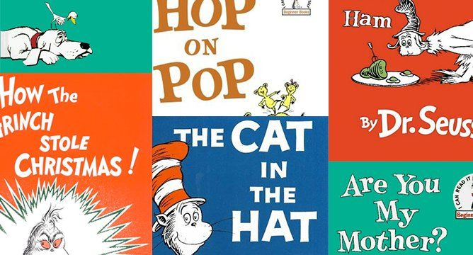 5 Top-Rated Dr. Seuss Books