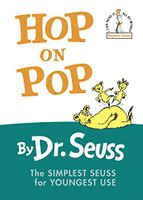 Hop on Pop By Dr. Seuss (Hardcover)