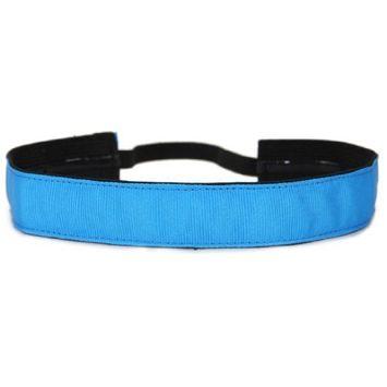 Halo Hairband Headband Sweatband 1 inch Wide