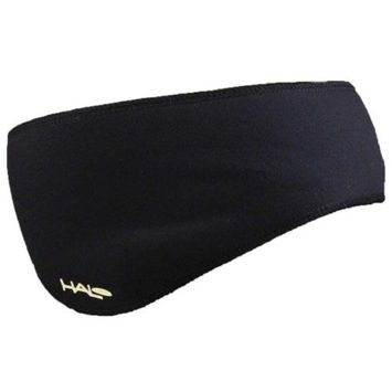 Halo Headband Anti-Freeze Pullover, Black