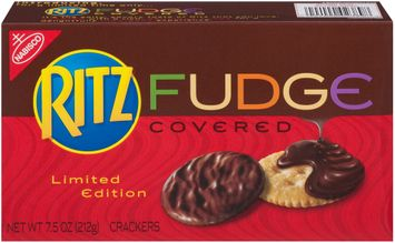 RITZ Crackers Fudge Covered