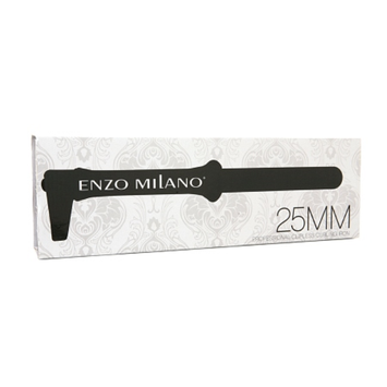 Enzo Milano Professional Clipless Curling Iron