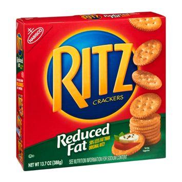 RITZ Reduced Fat Crackers