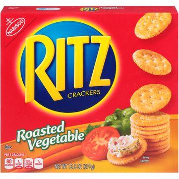 RITZ Crackers Roasted Vegetable