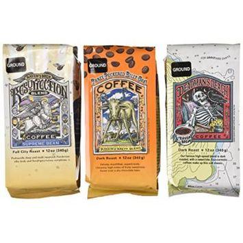 Raven's Brew Ground Coffee (Auto Drip) Variety Pack