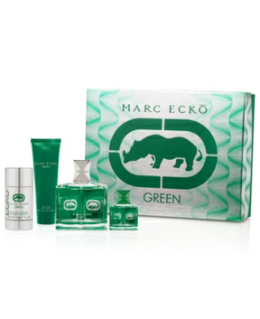 Marc Ecko Green Gift Set