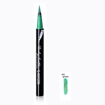 Kanzd Beauty Black Waterproof Eyeliner Liquid Eye Liner Pen Pencil Makeup CosmeticBlack Liquid Eyeliner Pen Lasting