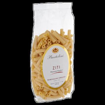 Bartolini Emilio Ziti Pasta