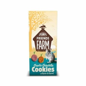 SUPREME PET FOODS LIMITED CHARLIE COOKIES W/RAISIN 4.2OZ