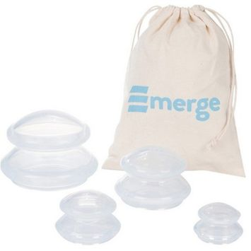 Premium Silicone Cupping Therapy Set: