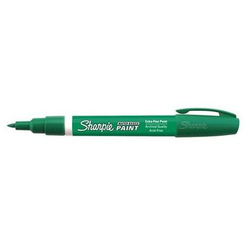 Sharpie Water-Based Paint Marker - Extra-Fine - Green