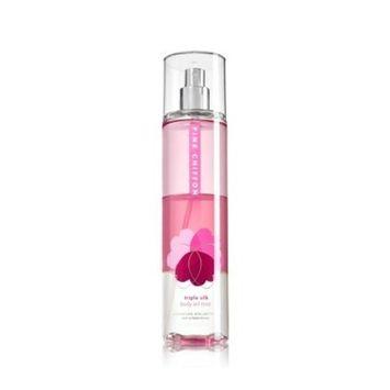 Bath & Body Works® Triple Silk Body Oil Mist Pink Chiffon