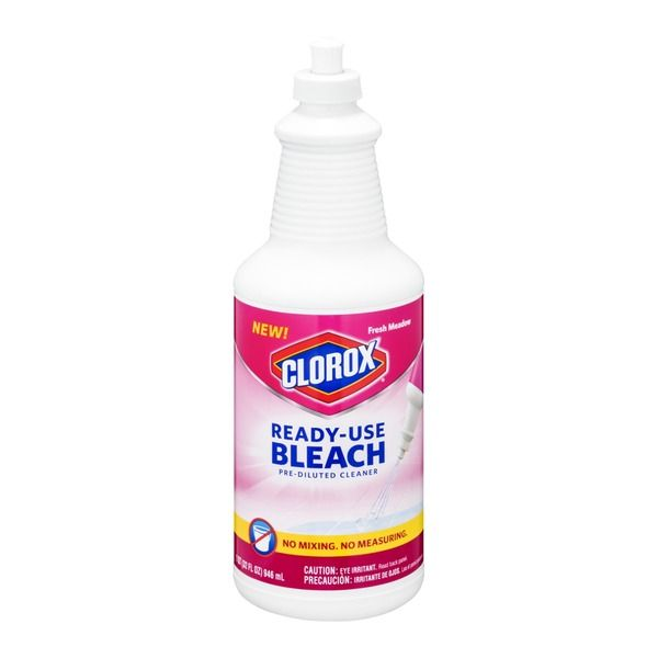 Clorox®  Fresh Meadow Ready-Use Bleach Pre-Diluted Cleaner