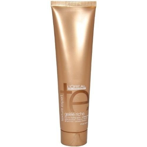 L'Oréal Paris Texture Expert Gelee Riche Anti-Frizz Styling Gelee for Coarse Hair for Unisex