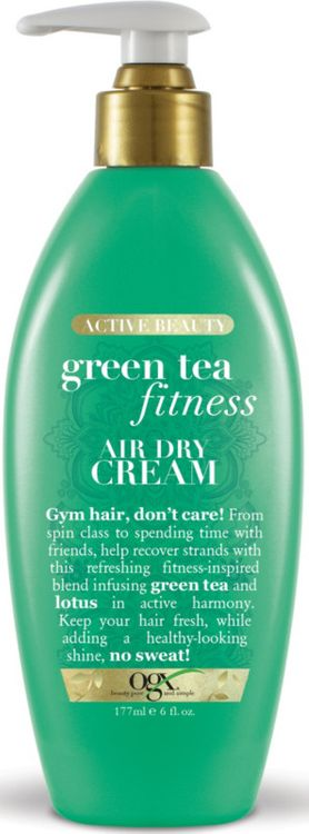 Ogx® Green Tea Fitness Air Dry Cream