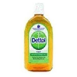 Dettol Topical Antiseptic Disinfectant Liquid - 8.45 Oz