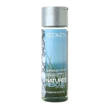 Redken Nature's Rescue Refreshing Detox Shampoo