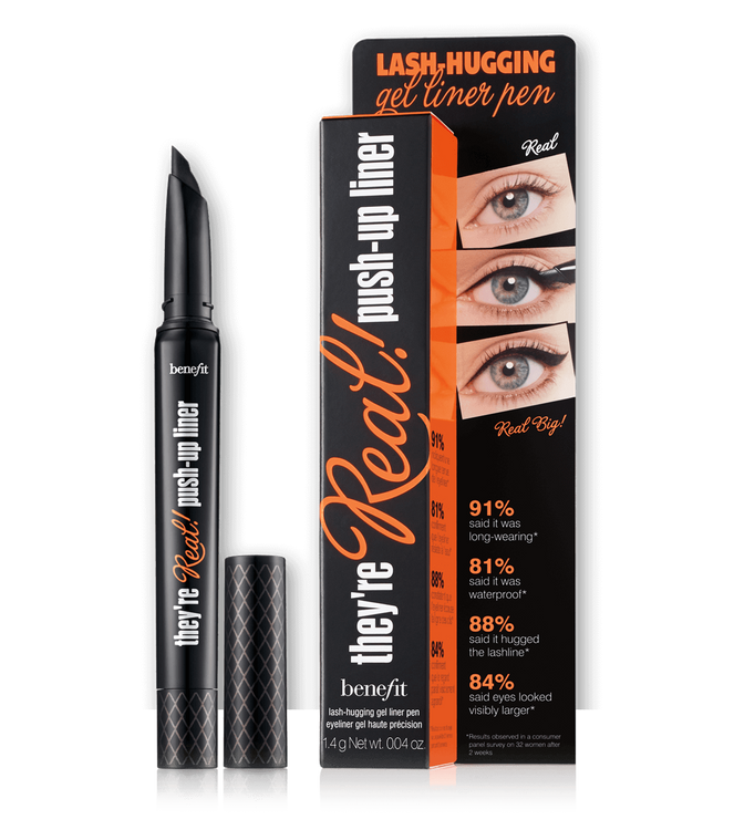Benefit Cosmetics They're Real! Gel Eyeliner Pen