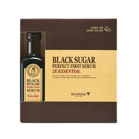 SKINFOOD Black Sugar Perfect First Serum