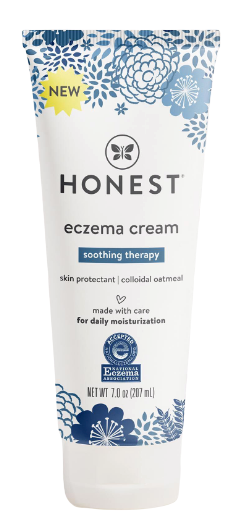 The Honest Company Eczema Soothing Therapy Cream