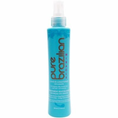 Pure Brazilian Miracle Leave-In Conditioner with Keratin 6.78 oz
