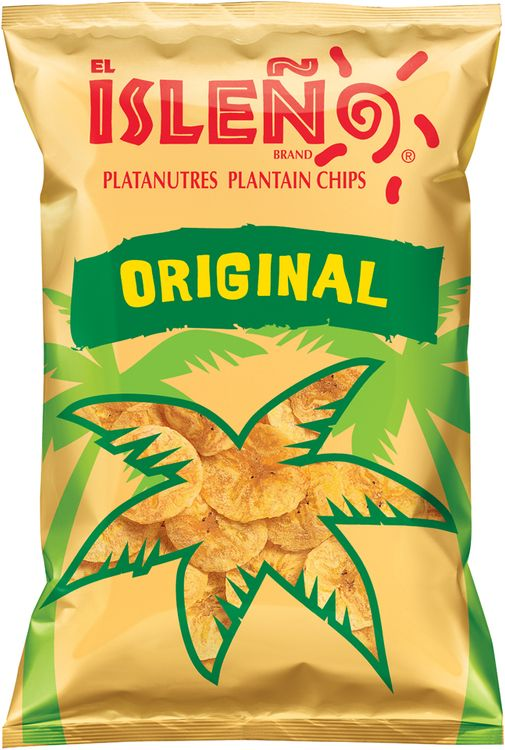 El Isleno® Original Plantain Chips