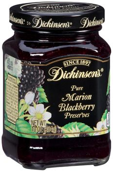 Dickinson's® Pure Marion Blackberry Preserves