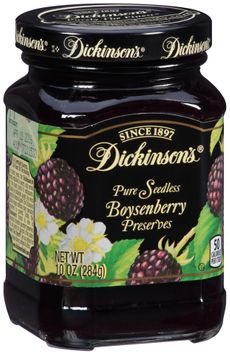 Dickinson's® Pure Seedless Boysenberry Preserves