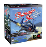 Mad Catz Damage Inc. Pacific Squadron WWII Collector's Edition