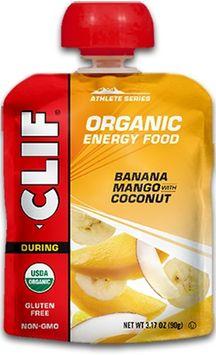 Clif Organic Energy Food Banana Mango With Coconut