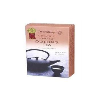 Clearspring Oolong Tea Bags 40G by Clearspring