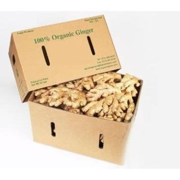 Organic fresh ginger from Pure (4)