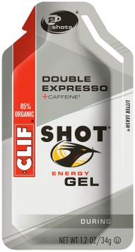 CLIF Shot® Double Expresso Energy Gel