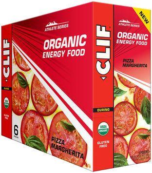 Clif Organic Energy Food Pizza Margherita