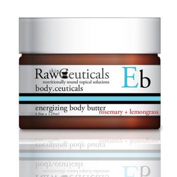 Raw Skin Ceuticals BD-BU-ENG-90 Body. Ceuticals Body Butter Energizing