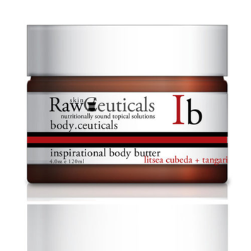 Raw Skin Ceuticals BD-BU-INS-90 Body. Ceuticals Body Butter Inspirational