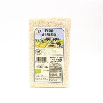Fior di Riso Organic Long White Superfino Arborio Rice, 16 oz