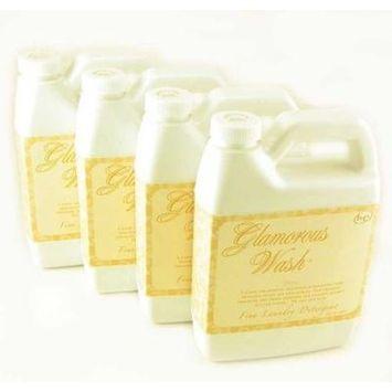 Case of 4 - 32oz Tyler Glamorous Wash - Fine Laundry Detergent - LIMELIGHT