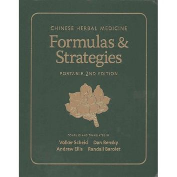 Eastland Press Chinese Herbal Medicine: Formulas & Strategies