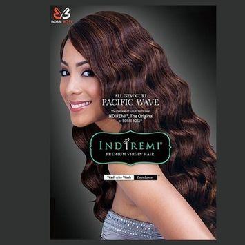 BOBBI BOSS IndiRemi Virgin Remi Hair Weave – PACIFIC WAVE (18, 1)