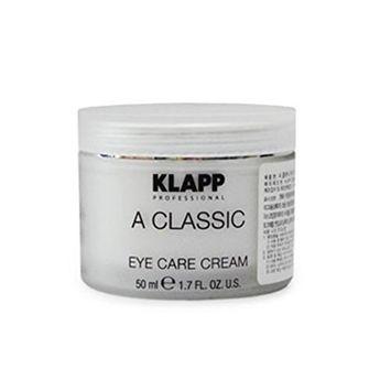 Klapp A Classic Eye Care Cream 50ml (SALON SIZE) Get Free Sisley Ssisleya Eye and Lip Contour Cream 2g