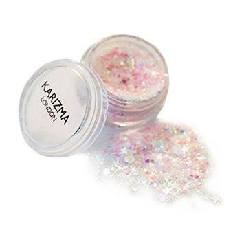 KARIZMA Iridescent Chunky Glitter Beauty ✮ Festival Glitter Cosmetic Face Body Hair Nails